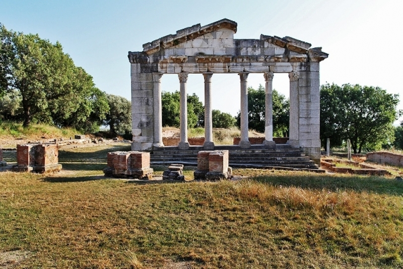 Day Tour in Ancient Apollonia