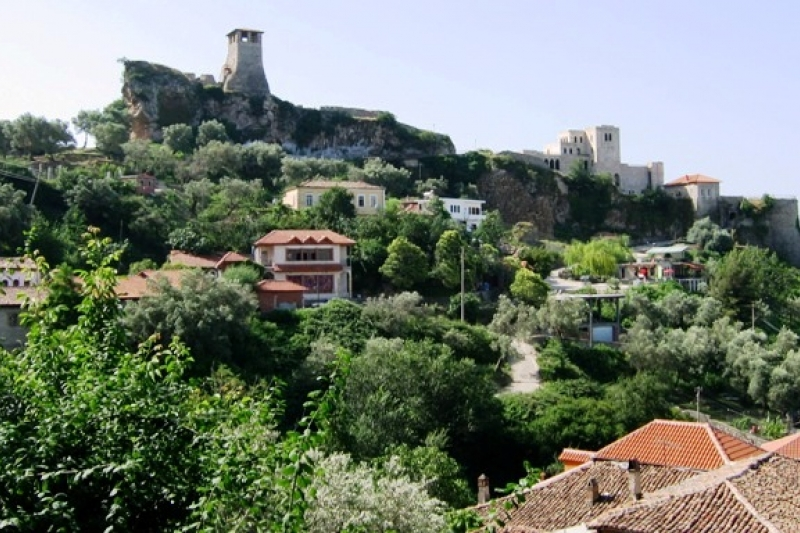 Tour to Kruja and Durres